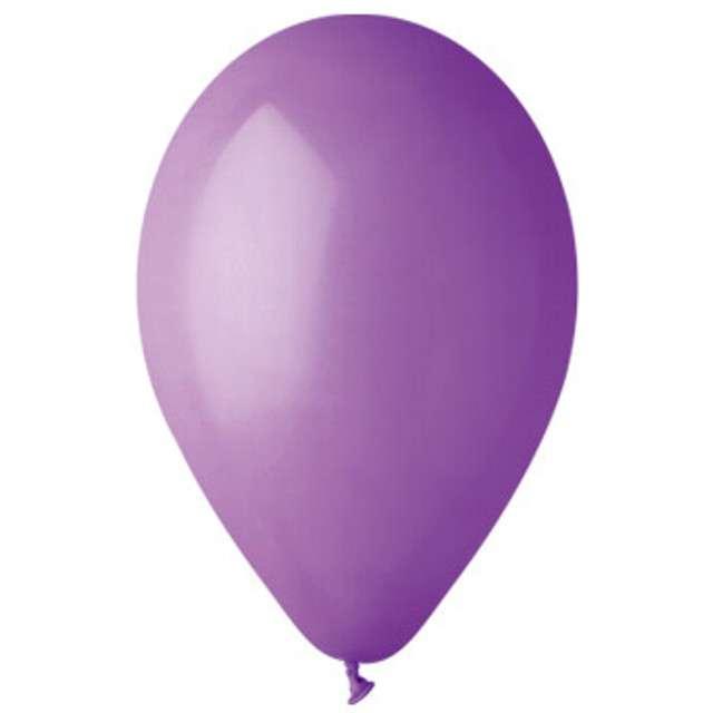 """Balony 12"""" Pastel GEMAR Lavender 100 szt"""