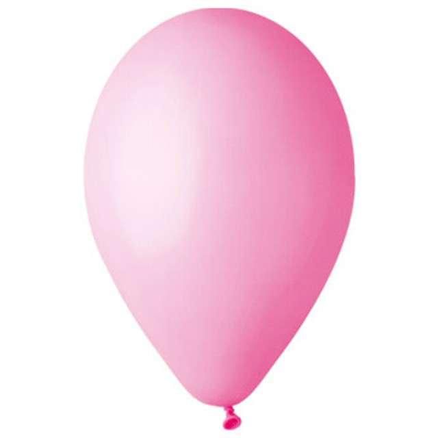 """Balony 12"""" Pastel GEMAR Rose 100 szt"""