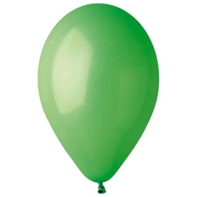 """Balony 12"""" Pastel GEMAR Green 100 szt"""