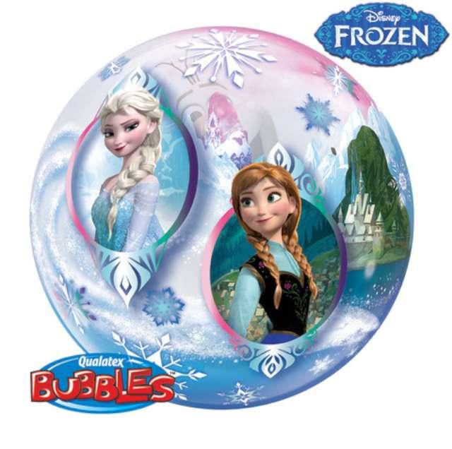 """Balon foliowy 22"""" Frozen, Bubble"""
