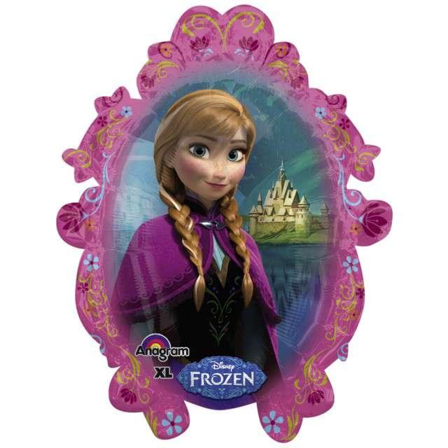 """Balon foliowy """"Frozen"""", AMSCAN, 24"""" SHP"""
