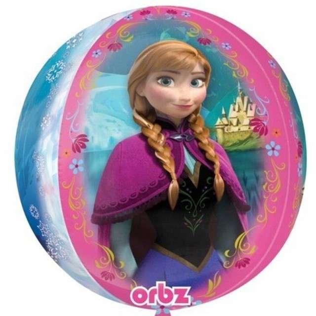 "Balon foliowy 16"" Frozen, piłka"
