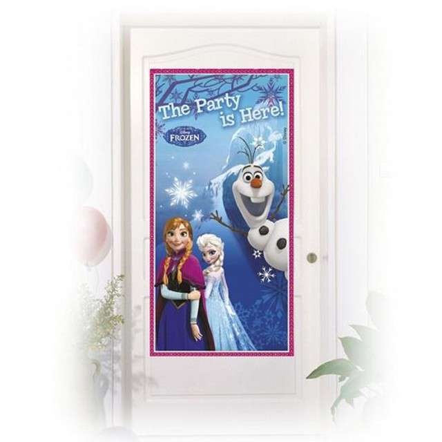 """Plakat """"Frozen"""", 70 x 160 cm"""