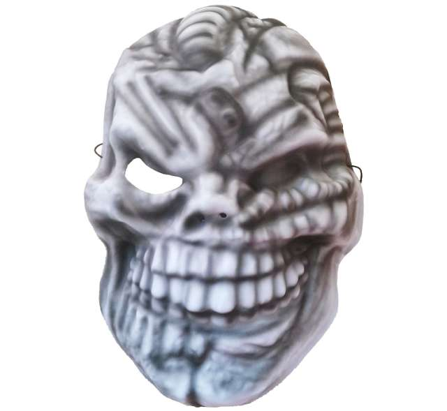 "Maska ""Czaszka"", pianka 3D"
