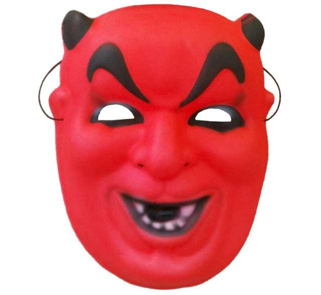 "Maska ""Diabeł"", pianka 3D"