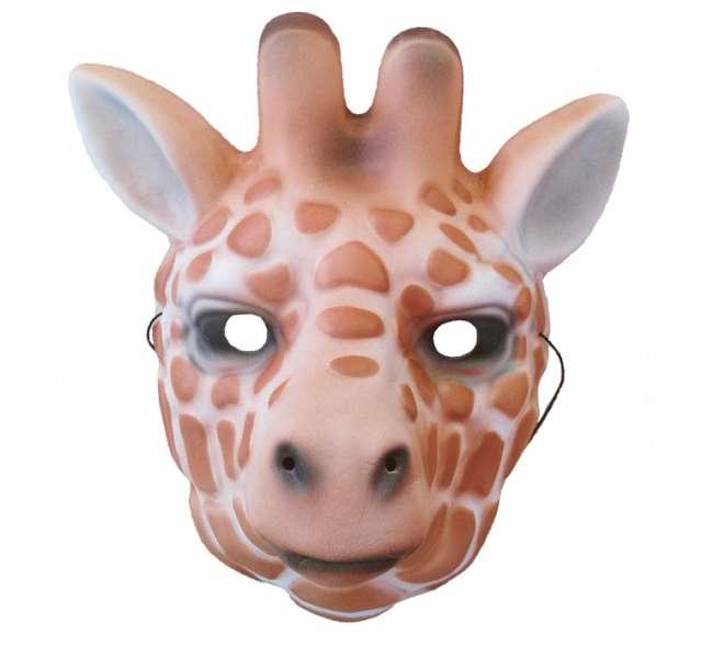 """Maska """"Żyrafa"""", pianka 3D"""