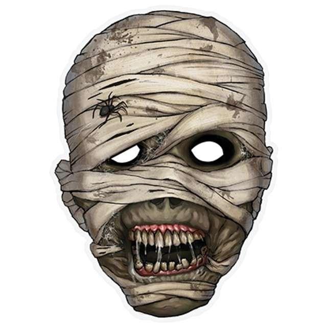 """Maska """"Mumia"""", papierowa"""