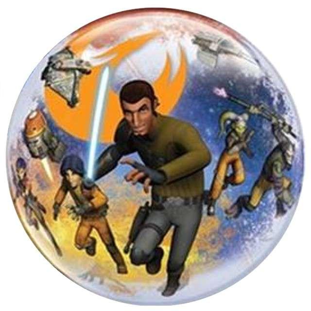 "Balon foliowy 22"", ""Star Wars"", Rebels"
