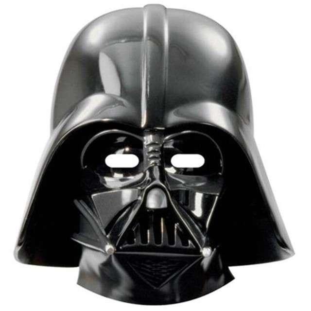 """Maska """"Star Wars & Heroes"""", papierowa, 6 szt"""