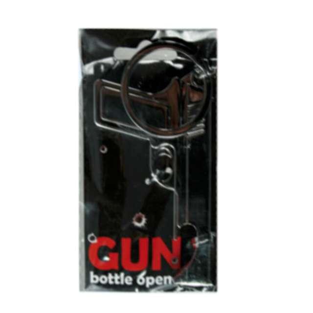 Otwieracz Pistolet z brelczkiem