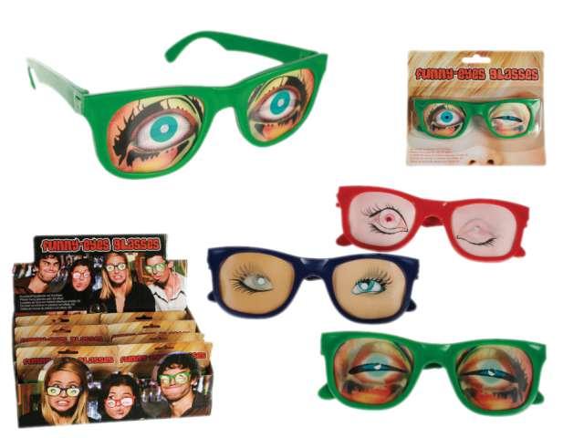 _xx_Śmieszne okulary z efektem 3D