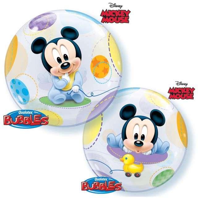 Balon foliowy Baby Mickey QUALATEX 22 ORB