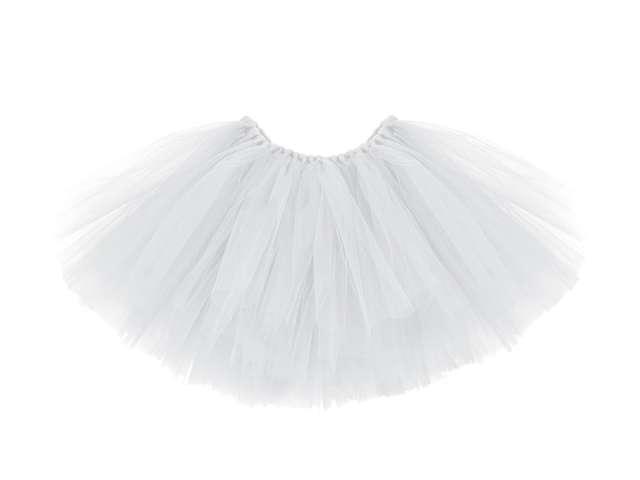 Spódniczka tutu Classic biały 80 x 34cm