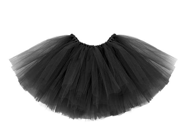 """Spódniczka tutu """"Classic"""", czarny, 80 x 34cm"""