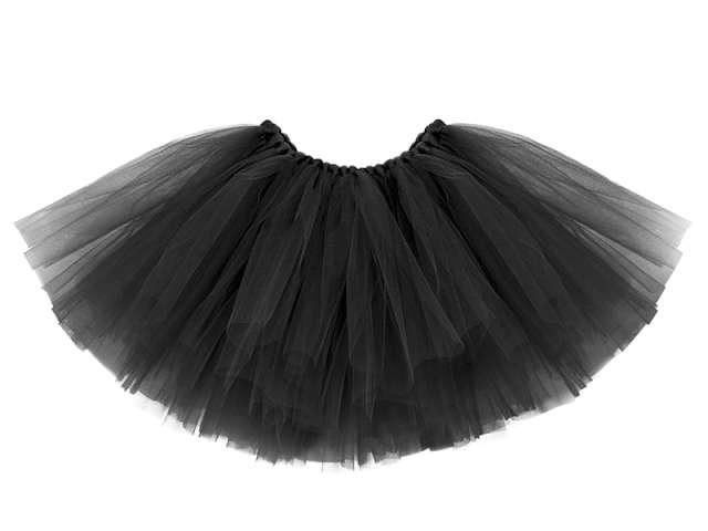 """Spódniczka tutu """"Classic"""", czarny, 95 x 36cm"""