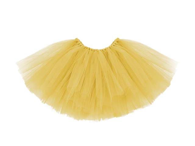 """Spódniczka tutu """"Classic"""", żółty, 60 x 30cm"""