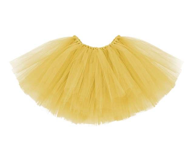 """Spódniczka tutu """"Classic"""", żółty, 80 x 34cm"""