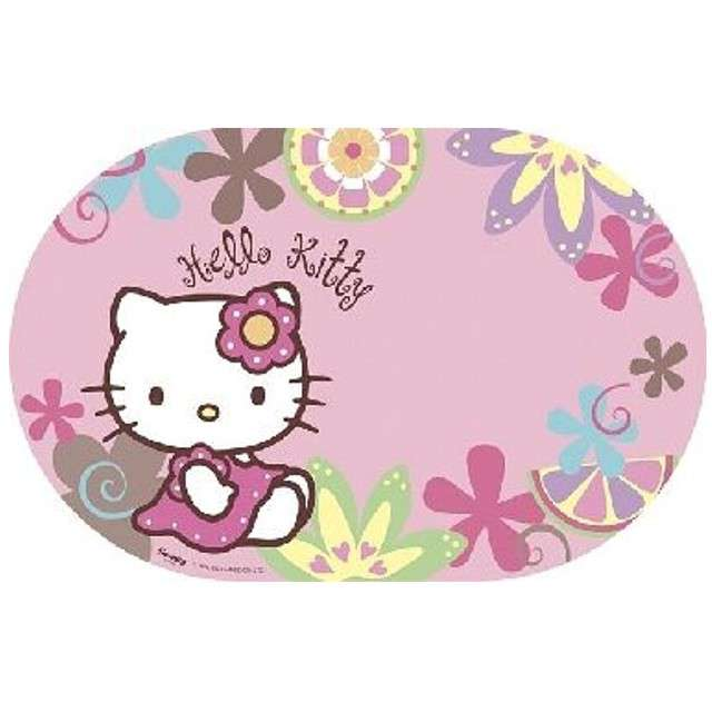 "Podkładka na stół ""Hello Kitty"", 43 x 27 cm"