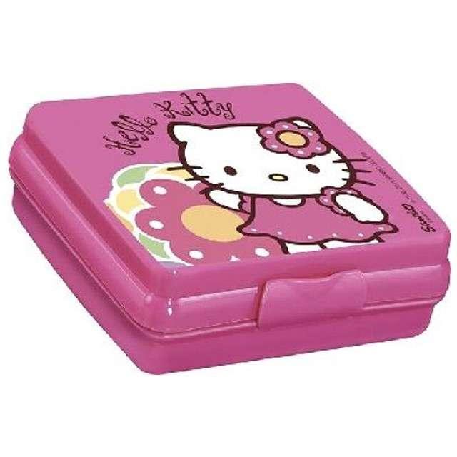 "_xx_Pudełko na kanapki ""Hello Kitty"""