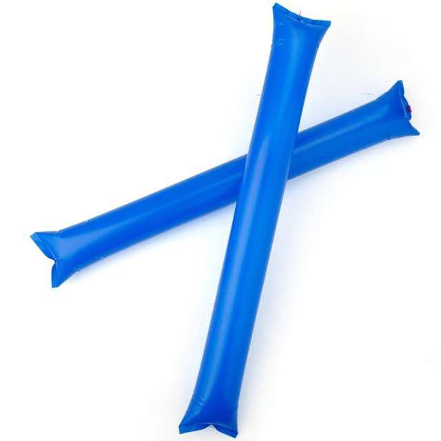 Dmuchaniec Bang Bang, niebieski, 2 szt