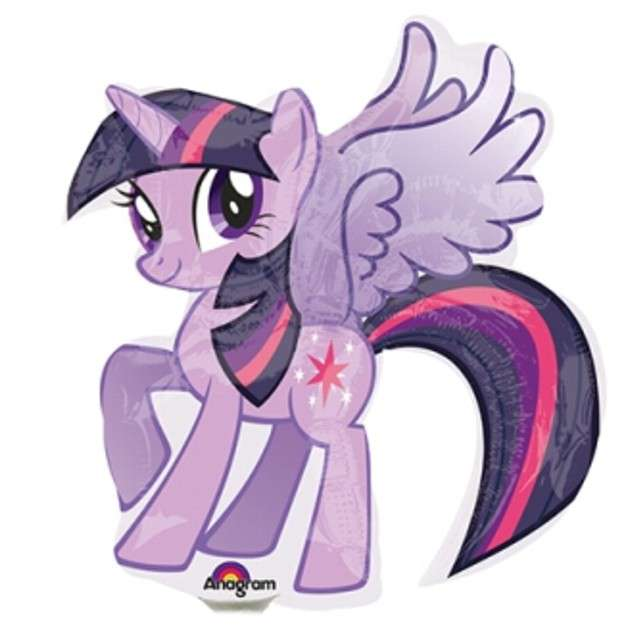 "Balon foliowy ""My Little Pony"", AMSCAN, 14"" SHP"