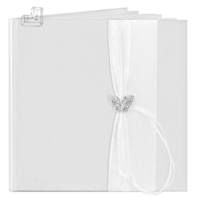 Księga Gości - 20,5 x 20,5 cm, 22 kartki, 1 szt.