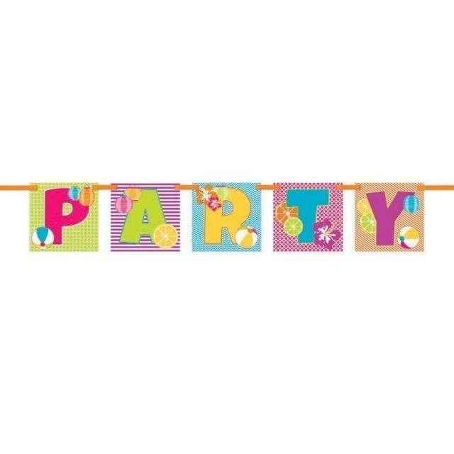 """Baner """"Party"""", UNIQUE, 84 cm"""