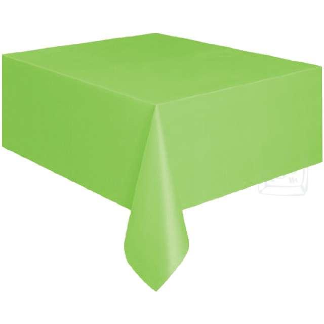 Obrus foliowy, ARPEX, zielony jasny, 140x120 cm