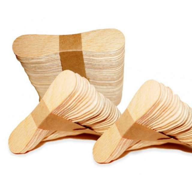 Patyczki do lodów drewniane 50 szt 72x17x2 mm
