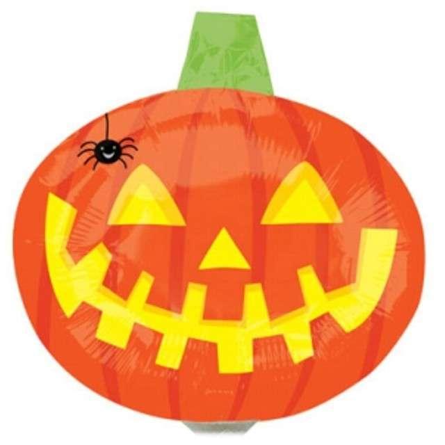 Balon foliowy Dynia Halloween AMSCAN 14 SHP