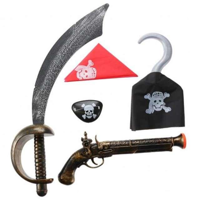 """Zestaw party """"Dzielny Pirat"""""""