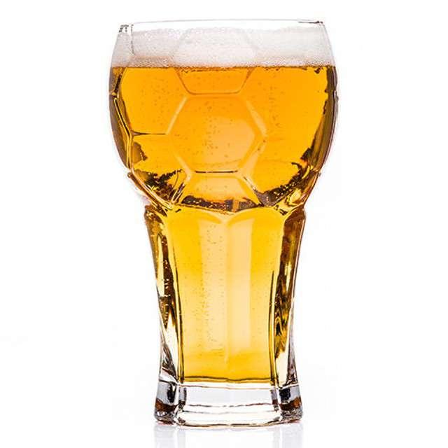 """Kufel do piwa """"Piłarski"""", GadgetMaster, 600 ml"""