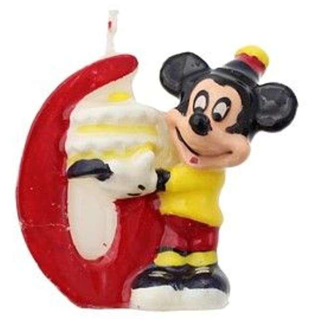 """_xx_Disney cyferka """"6"""""""