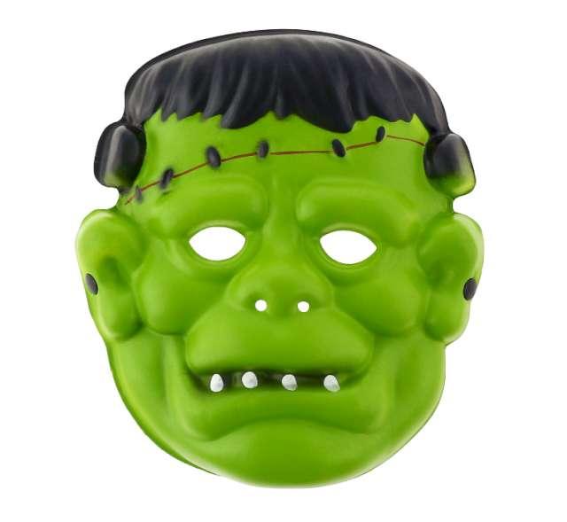 """Maska """"Zielony Ufolud"""", piankowa"""