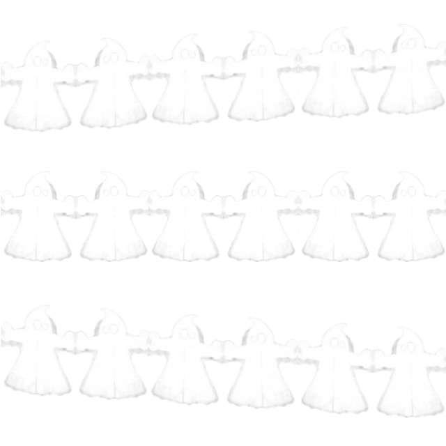 "Girlanda bibułowa ""Duchy"", 300 cm"