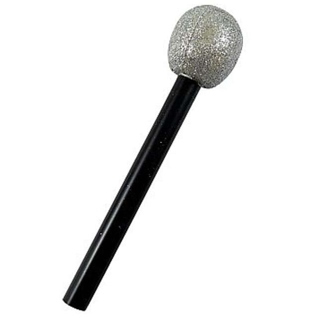 Mikrofon srebrny GODAN