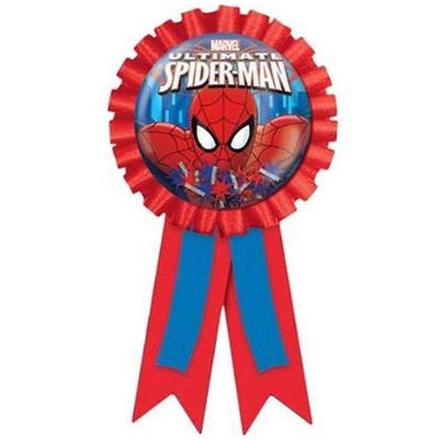 "Kotylion ""Spiderman"", AMSCAN, 15 cm"