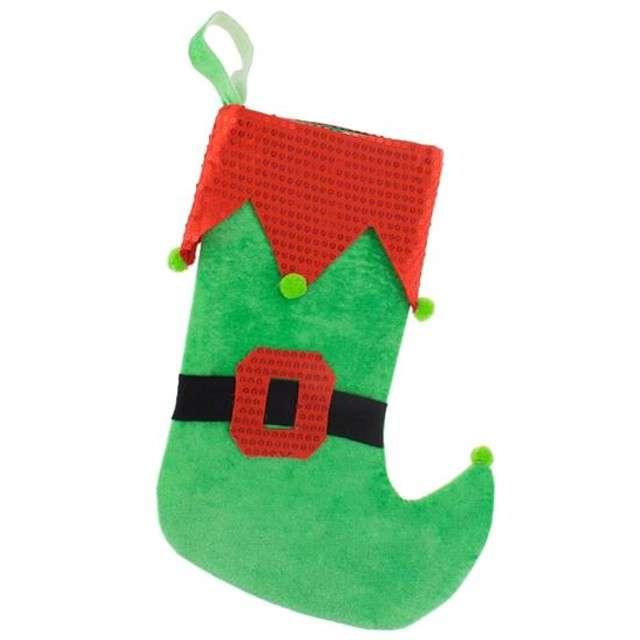 """Skarpeta na prezenty """"Elf"""", GODAN"""