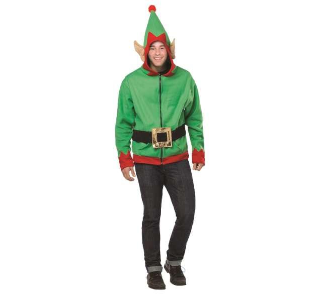 """Strój dla dorosłych """"Elf"""", rozm. uniw."""