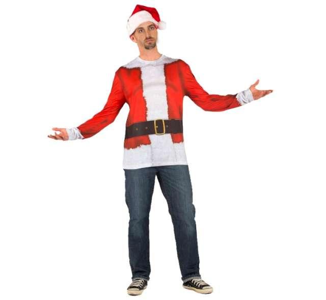 """Strój dla dorosłych """"Modny Mikołaj"""", rozm. uniw."""