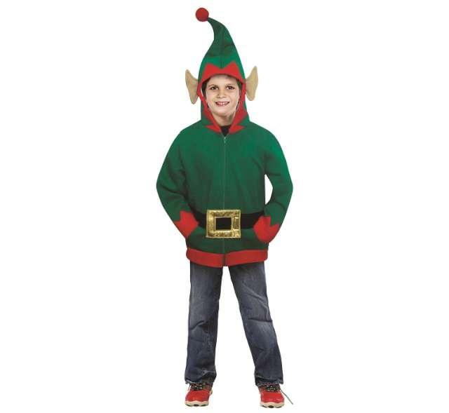 """Strój dla dzieci """"Elf"""", 8-10 lat"""