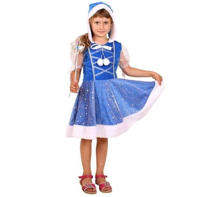 """Strój dla dzieci """"Śnieżynka Lux"""", rozm. (4-9 lat)"""