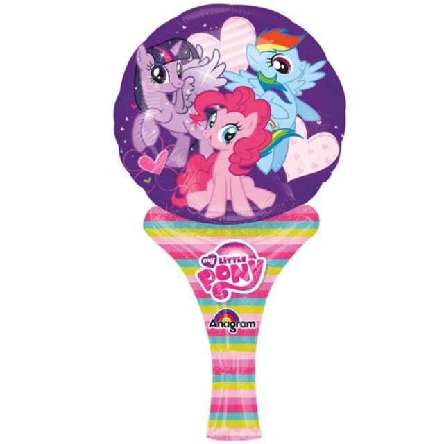 "Balon foliowy ""My Little Pony"", AMSCAN, 12"" HND"
