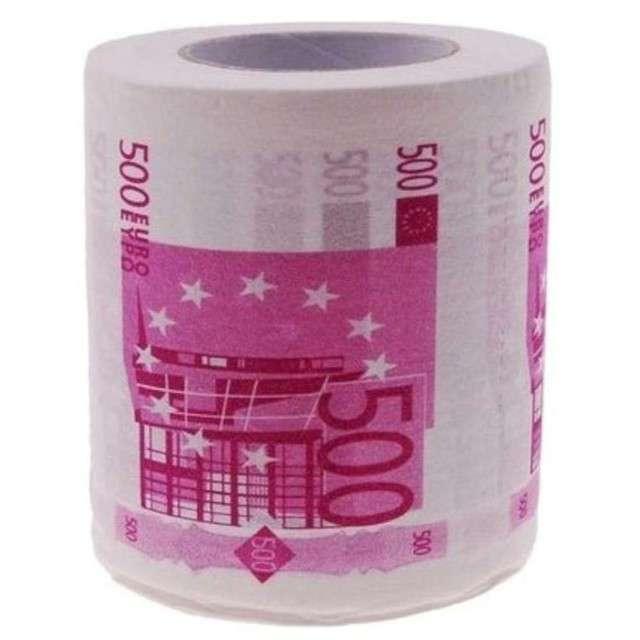 Papier toaletowy 500 Euro