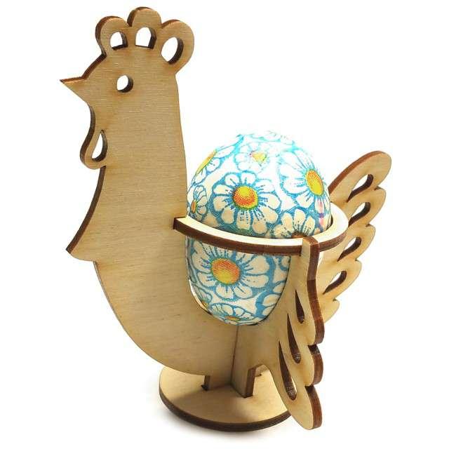 """Podstawka do jajka """"Zwierzyniec Kura"""""""