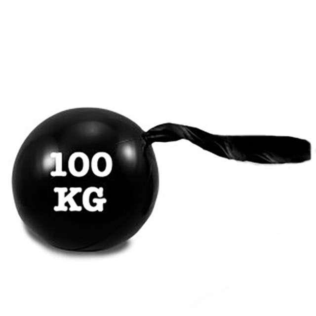 """Dmuchaniec """"Kula 100 KG"""", FOLAT, 25 cm"""