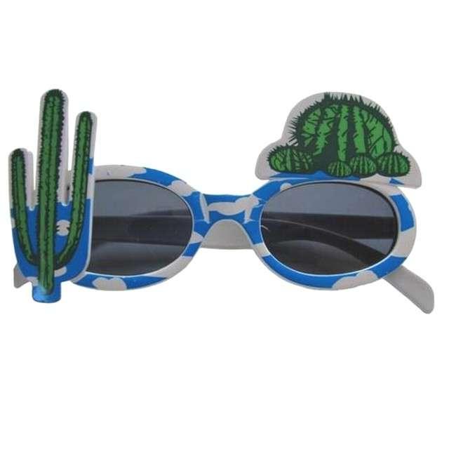 """Okulary party """"Kaktus Mexico"""""""