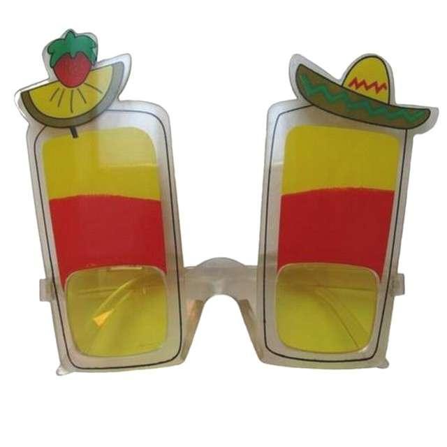"""Okulary party """"Drink Mexico"""""""