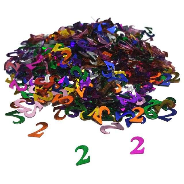 """Konfetti """" 2 multicolor"""", Folat, 14g"""