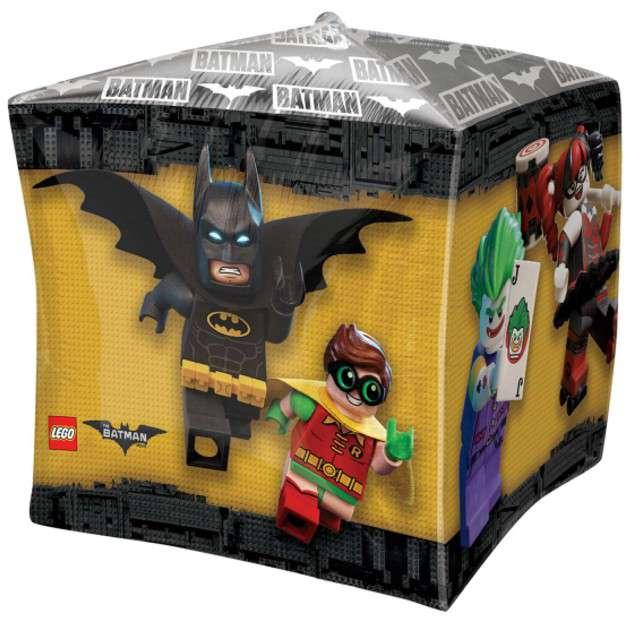 """Balon foliowy """"Lego Batman"""", AMSCAN, 30"""" QBZ"""
